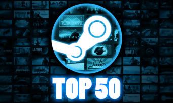 Steam : voici le classement des jeux les plus joués de tous les temps, et le grand gagnant est...