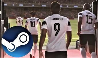 Charts Steam : Football Manager 2019 grimpe sur le trône !