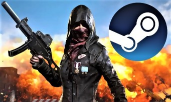 Charts Steam : PUBG reprend sa couronne après des mois de disette