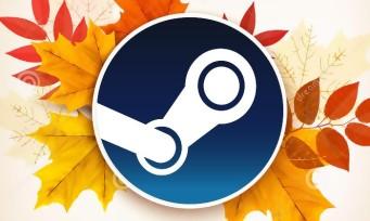 Steam : les soldes d'automne ont commencé, voici les meilleures offres !