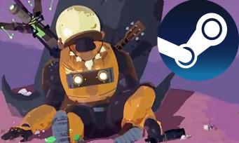 Charts Steam : Risk of Rain 2 s'empare de la première place du classement !