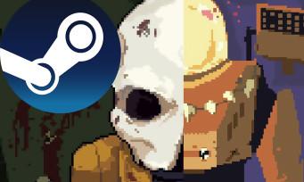 Charts Steam : Risk of Rain 2 toujours en tête des ventes !