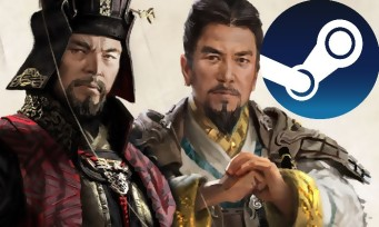 Charts Steam : Total War Three Kingdoms monte sur le trône !