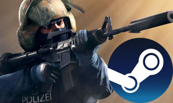 Charts Steam : un item de Counter-Strike en première position,  le jeu français Greedfall juste derrière !