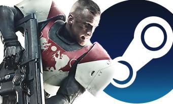 Charts Steam : le DLC Au-delà de la Lumière de Destiny 2 au top du classement