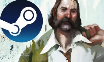 Charts Steam : Disco Elysium se paye les meilleures ventes de la semaine