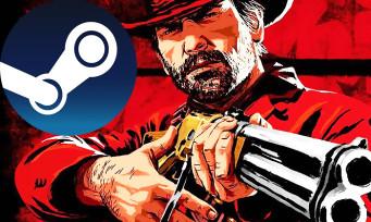 Charts Steam : Red Dead Redemption II domine les ventes sur PC