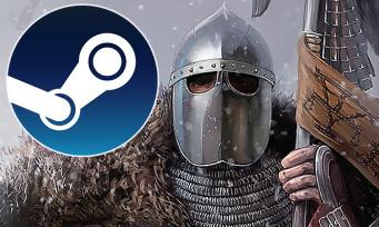Charts Steam : Mount & Blade II Bannerlord s'empare de la première place des ventes
