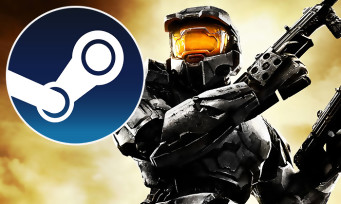 Charts Steam : Halo The Masterchief Collection s'empare de la première place des ventes