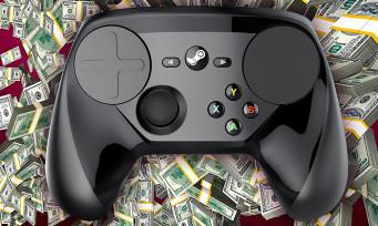 Steam Controller: Valve sued for patent infringement