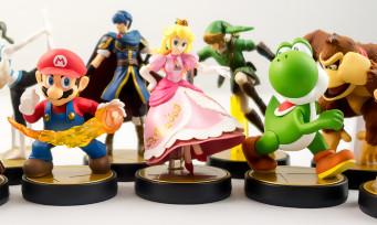 Super Smash Bros. Ultimate : un pack amiibo ultra collector en vue, seulement 50 exemplaires