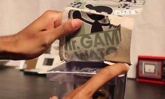 amiibo : il fait un unboxing sauvage de Mr Game & Watch avec 2 mois d'avance sur la sortie
