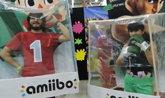 amiibo : les premiers cosplays ont fait leur apparition