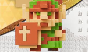 amiibo : quatre figurines exclusives pour fêter les 30 ans de Zelda !