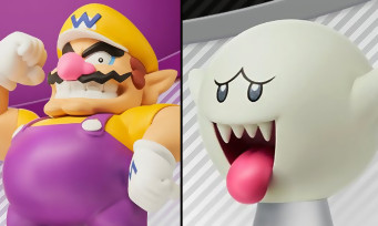 amiibo : Wario, Waluigi, Daisy et le Boo phosphorescent sont déjà en vente !