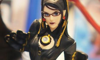 Bayonetta : les amiibo de la sorcière sexy se dévoilent en images