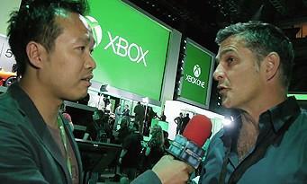 E3 2013 : débrief de la conférence Microsoft avec David Dufour de Microsoft France