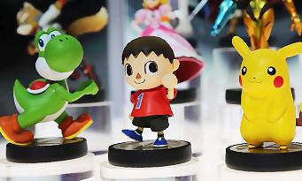E3 2014 : on vous présente les figurines amiibo sur le stand de Nintendo