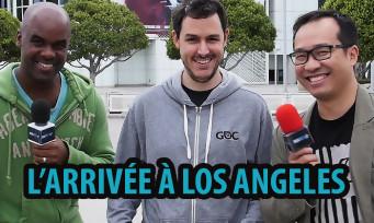 E3 2016 : JEUXACTU est arrivé à Los Angeles, première vidéo devant le Convention Center