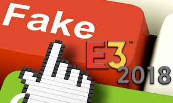 PS4 : le contenu de la conférence E3 2018 a fuité, mais ça pue le fake