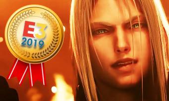 E3 2019 : Final Fantasy VII Remake élu meilleur jeu du salon, voici le palmarès complet