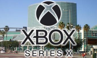 Xbox Series X : après l'annonce de Sony, Microsoft affirme qu'il sera bien présent à l'E3 2020