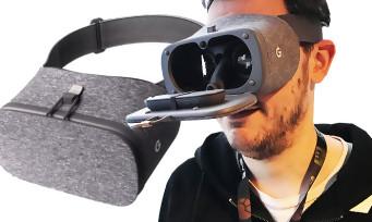 DayDream : on a testé le casque VR de Google avec Gunjack 2 (EVE Fanfest 2017)