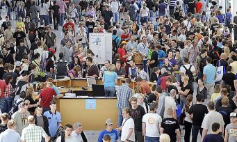 gamescom 2015 : le salon établit un nouveau record de fréquentation