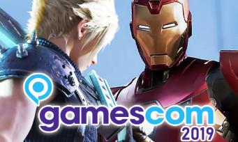 gamescom 2019 : Avengers et Final Fantasy VII Remake jouables, lumière sur le line up de Square Enix