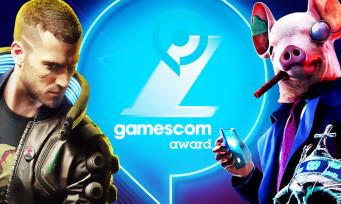 Gamescom Awards 2020 : découvrez ici tous les nominés, catégorie par catégorie