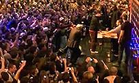 CM Punk créé une émeute au Paris Games Week 2012