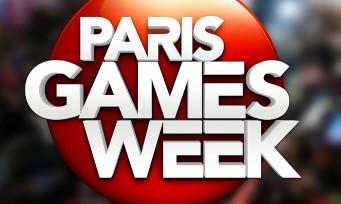 Paris Games Week 2017 : une infographie fait le bilan chiffré du salon