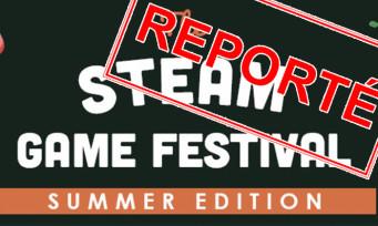 Steam Game Festival : l'événement de Geoff Keighley est lui aussi décalé