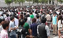 Les photos du Tokyo Game Show 2012 noir de monde !