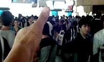 Tokyo Game Show 2012 : le tour du salon en une seule vidéo en vue FPS