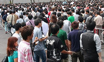 Tokyo Game Show 2013 : record d'affluence pulvérisé !