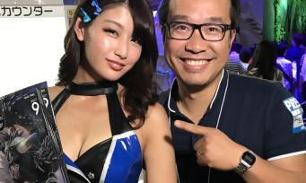 Tokyo Game Show 2017 : voici les plus belles babes et hôtesses du salon en photos !
