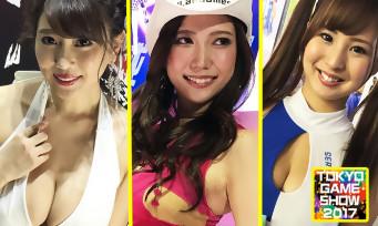 Tokyo Game Show 2017 : voici notre clip des plus belles babes du salon japonais