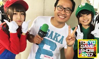 Tokyo Game Show 2017 : on a passé une journée de folie avec les cosplayers du salon