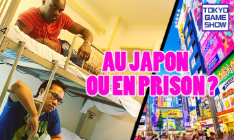 Tokyo Game Show 2018 : Maxime et Laurely au Japon, voici leurs attentes depuis leur dortoir