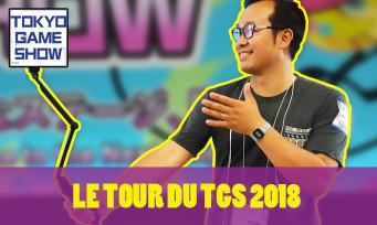 Tokyo Game Show 2018 : on fait le tour du salon et on vous montre les plus gros stands !