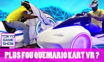 Phantom Car & Bike VR : encore plus fou que Mario Kart VR ? Notre expérience au Tokyo Game Show 2018