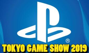 Tokyo Game Show 2019 : Sony annonce qu'il ne fera pas de conférence et dévoile son line-up