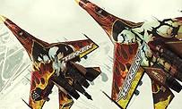 Des avions Tekken dans Ace Combat Assault Horizon