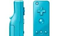 Une Wii bleue avec Mario & Sonic aux JO de Londres 2012