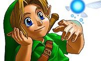 Test The Legend of Zelda Ocarina of Time 3DS
