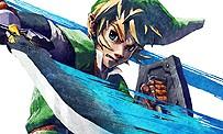 Test vidéo Zelda Skyward Sword