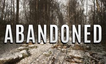 Abandoned : c'est une nouvelle exclu PS5, 1er trailer pour ce survival-horror mystérieux
