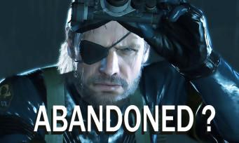 Abandoned : un nouveau teasing, qui fait référence à Metal Gear Solid, est-ce too much ?