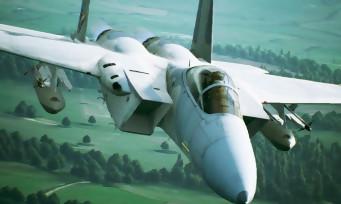 Ace Combat 7 : le F-15C en vidéo et images, le planning des trailers dévoilé